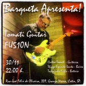 Jazz Rock do bom!! Tomati Guitar FU510N na Granja Viana.