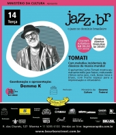 Tomati Power Trio no Bourbon Street Music Club - Sp.