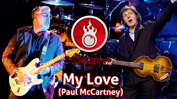 Destaque do Youtube - My Love - Paul McCartney - Versão do Guitarrista Tomati