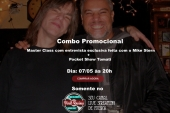 "Tomati & Mike Stern - Vinil Review Master Class Dia 7 de Maio 20h. ""Youtube ao vivo"""